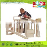 2015 New Kids Wooden Hollow Building Blocks,Preschool Wooden Block Toys,Wooden Big Blocks