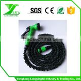 2015 flexable garden hose manguera expandable garden hose as seen on tv