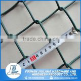 high in strength pvc panels chain link fence extensions
