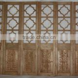 Antique Wooden Screen,Partitions,designer carved wooden screens,Home Decor Stylish Wooden Screens