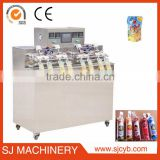 Shape Drinking Water Bag Filling Machine /Automatic Juice Shaped Pouch Filling and Sealing Machine