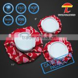 red heart printing colorful ice gel pack for headache                                                                         Quality Choice