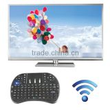 Wholesale slim mini wireless keyboard for samsung smart tv/Android tv box