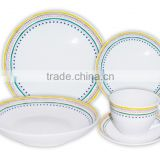 Best-selling hotel & banquet crockery, dinner set, hotel porcelain dinnerware