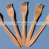 Disposable Wooden Fork