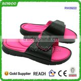 New Fashion Footwear Breathable Swimming Ladies Slide Sandals,Lady sandals