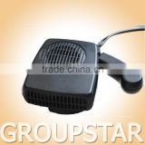 New design of Promotion Ceramic DC 12V or 24V PTC 150W CAR HEATER FAN