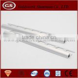 new style chromed anodized aluminum for tile trim