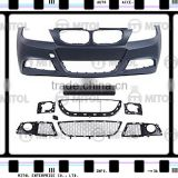 Body Kits for BMW E90 LCI 09-ON Front Bumper (M-TECH Look)
