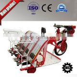 factory supply double wheel rice paddy planting machine