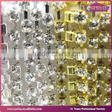 Wholesale Rhinestone Empty Cup Chain