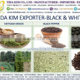 BLACK PEPPER 550ml g- VIETNAM CASHEW NUTS TIDA KIM W210 W240 W320 W450 - ORGANIC COCONUT WATER DESICCATED FLAKE - WHITE PEPPER