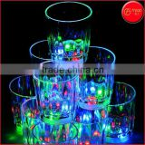 custom led flashing cup led reflector cup flashing led plastic cup