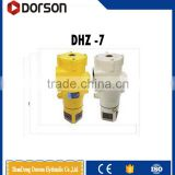 DHZ-7 central swivel joint for excavator hydraulic system from china supplier