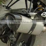 Motorcycle Slip-On Series Stainless Silencer Exhaust Muffler For SUZUKI GSXR1000 2009-2014