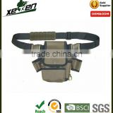 Expandable waist belt tool bag hanging tool bag