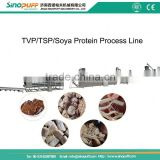 Vegetable Isolated Protein Production Line/Textured Soya Nuggets Protein Production Line
