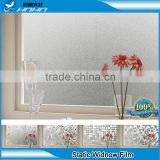 PVC Adhesive Static Cling Frosted Privacy Decorative Window Film 60cm x 100cm Free Shipping