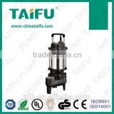 TAIFU brand 230V double sealed stainless steel body high pressure submersible water pump 1hp