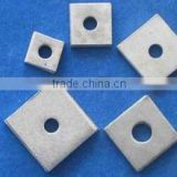 flat square washer