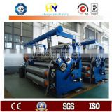 high speed single facer/corrugated paperboard production line/monolayer paperboard making machine