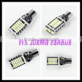 error free automotive parts led bulb t15 led interior light led headlight led fog light white t15 led canbus bulb