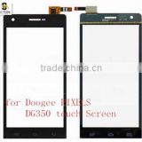 High quality Original Doogee DG350 Smartphone LCD touch Screen Digitizer Panel Repair Assembly,mobile phone PARTS
