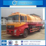 Hot selling top quality dongfeng tianjin 10m3 sewage sucker truck,sewage suction vehicle,vacuum sewer suction truck