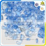 Zibo no contamation glass chips for concrete wall coatings for lamp light