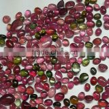 Tourmaline multi color Gemstone wholesale tourmaline gemstones tourmaline cabochon wholesale multi coloured