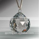 beautiful cheap hanging decorative crystal ball ornaments