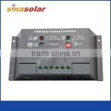 20A 12V/24V PWM Solar Charge Controller/Regulator With USB Power