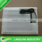 semi-flexible mono solar panel 60W/18V with high efficency