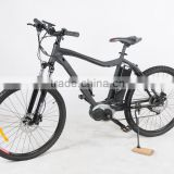 26inch 250w 36v Bafang motor electric bike lithium battery with EN15194 Approval