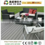 high quality wpc decking floor/wpc decking supplier from China