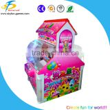 Children claw crane Candy arcade game machine for 2 players