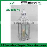 High-tech prduction cheap classic metal hanging lantern stand ML-1820-41