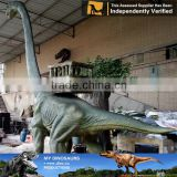 MY Dino-C072 Life size mechanical walking dinosaur ride for sale
