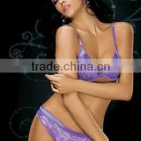 2012 New design hot beautiful girls underwear bra set PA-25P