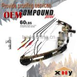 Top-rated archery compound bow for right and left hand