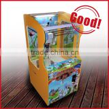 super treasure box game machine super treasure box crane toy vending game machine kids coin pusher toy claw crane machine