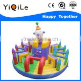 Kids toys newest inflatable jumping balloon