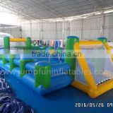 Trade Assurance Inflatable Fossball Football&2016 Human Inflatable Table Football,Commercial Babyfoot Football Court sale