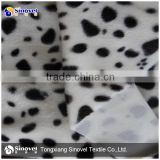 100% Polyester Animal Print Toy Fabric