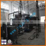 New Item in Market China ZSA Waste Oil Distillation to Get Base Oil Equipment
