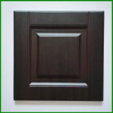 Kitchen cabinet parts Thermofoil PVC film MDF core Cupboard door