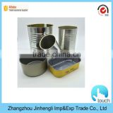 wholesale tin cans,roung vegetable for food cans