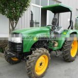Farm Tractor DQ404, 40HP, 4WD, wheeled tractor, agriculture tractor can fit with plough, harrow, trailer, tiller, ridger, baler
