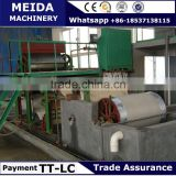 Complete 787mm toilet paper machine Small Toilet Paper Making Machine