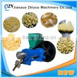 cheap Multifunction Mini rice and corn Snack Extruder Machine for export(whatsapp:0086 15639144594)